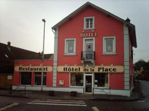 Pension Hotel Restaurant de la Place - Geney