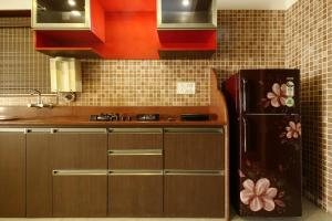 Elite 3BHK Stay in Margao, Goa, Appartamenti  Marmagao - big - 16