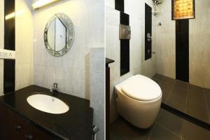 Elite 3BHK Stay in Margao, Goa, Appartamenti  Marmagao - big - 12