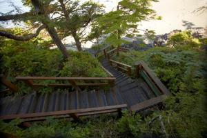 Middle Beach Lodge, Chaty v prírode  Tofino - big - 56