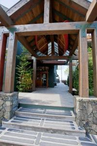 Middle Beach Lodge, Chaty v prírode  Tofino - big - 55