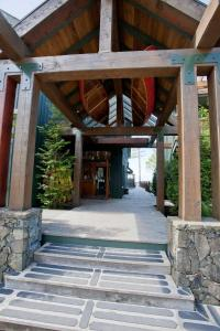 Middle Beach Lodge, Chaty  Tofino - big - 50