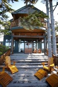 Middle Beach Lodge, Chaty v prírode  Tofino - big - 54