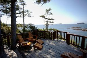 Middle Beach Lodge, Chaty v prírode  Tofino - big - 53