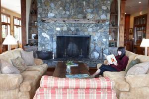 Middle Beach Lodge, Chaty v prírode  Tofino - big - 52