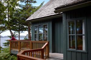 Middle Beach Lodge, Chaty v prírode  Tofino - big - 51