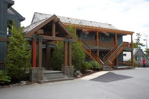 Middle Beach Lodge, Chaty v prírode  Tofino - big - 50