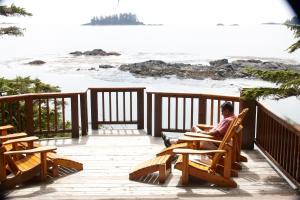 Middle Beach Lodge, Chaty v prírode  Tofino - big - 46
