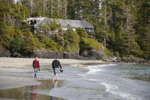 Middle Beach Lodge, Chaty v prírode  Tofino - big - 44
