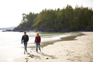 Middle Beach Lodge, Chaty  Tofino - big - 81