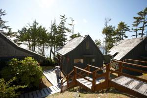 Middle Beach Lodge, Chaty v prírode  Tofino - big - 41