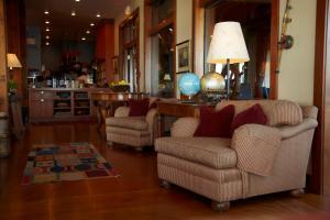Middle Beach Lodge, Chaty v prírode  Tofino - big - 37