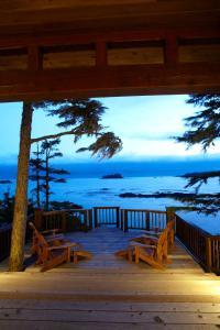 Middle Beach Lodge, Chaty v prírode  Tofino - big - 19