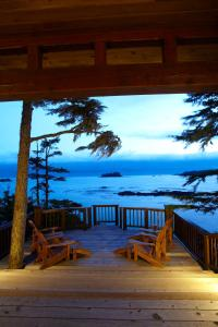 Middle Beach Lodge, Chaty  Tofino - big - 39
