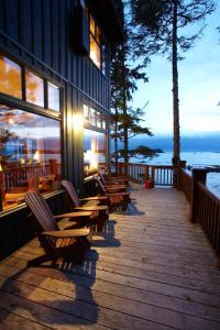 Middle Beach Lodge, Chaty v prírode  Tofino - big - 18