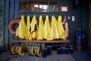 Middle Beach Lodge, Chaty v prírode  Tofino - big - 16