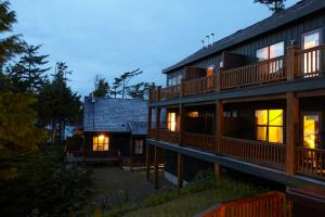 Middle Beach Lodge, Chaty v prírode  Tofino - big - 14