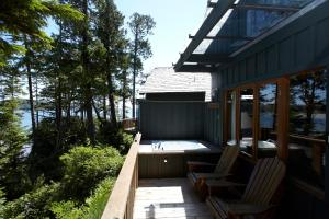 Middle Beach Lodge, Chaty  Tofino - big - 89