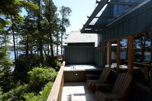 Middle Beach Lodge, Chaty v prírode  Tofino - big - 79