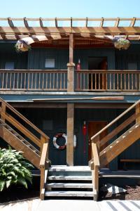 Middle Beach Lodge, Chaty v prírode  Tofino - big - 74