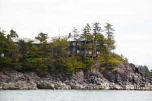 Middle Beach Lodge, Chaty v prírode  Tofino - big - 71