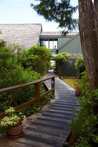 Middle Beach Lodge, Chaty v prírode  Tofino - big - 69