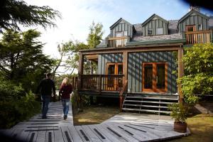 Middle Beach Lodge, Chaty v prírode  Tofino - big - 68