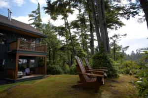 Middle Beach Lodge, Chaty v prírode  Tofino - big - 67
