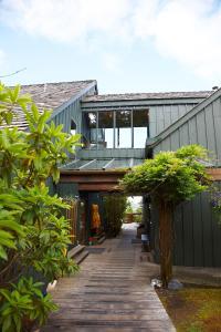 Middle Beach Lodge, Chaty v prírode  Tofino - big - 63