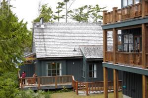 Middle Beach Lodge, Chaty v prírode  Tofino - big - 61