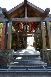 Middle Beach Lodge, Chaty v prírode  Tofino - big - 58