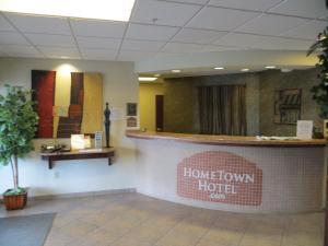 HomeTown Hotel, Hotels  Bryant - big - 13