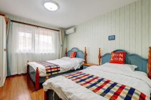 Beijing Zhoukejia Holiday Villa, Apartments  Miyun - big - 20