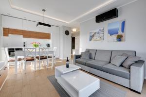 Santorini - Premium Beach Apartment - Gdańsk