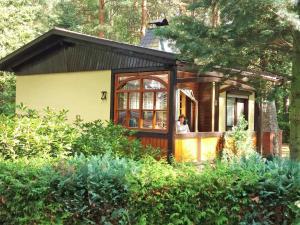 Ferienhaus am Gro_ Leuthener See B - Friedland