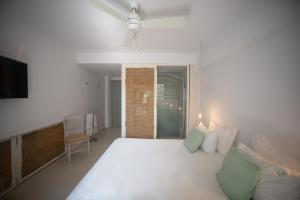 The Saint Vlassis, Hotels  Naxos Chora - big - 133