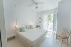 The Saint Vlassis, Hotels  Naxos Chora - big - 73