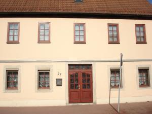 Ferienwohnung Eckoldt - Hartmannsdorf