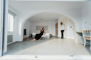 The Saint Vlassis, Hotels  Naxos Chora - big - 99