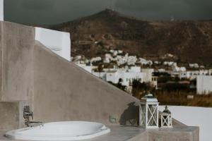 The Saint Vlassis, Hotels  Naxos Chora - big - 63