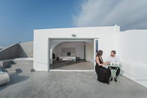 The Saint Vlassis, Hotels  Naxos Chora - big - 91