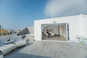 The Saint Vlassis, Hotels  Naxos Chora - big - 89
