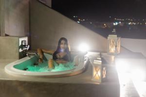 The Saint Vlassis, Hotels  Naxos Chora - big - 84