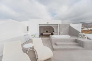 The Saint Vlassis, Hotels  Naxos Chora - big - 92
