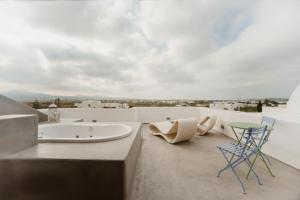 The Saint Vlassis, Hotels  Naxos Chora - big - 90
