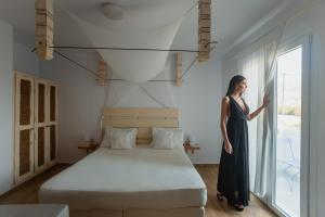 The Saint Vlassis, Hotels  Naxos Chora - big - 98