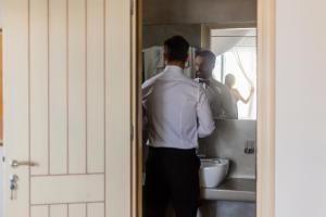 The Saint Vlassis, Hotels  Naxos Chora - big - 12