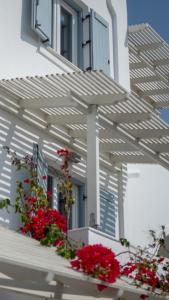 The Saint Vlassis, Hotels  Naxos Chora - big - 3