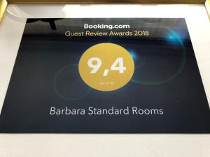 Barbara Standard Rooms