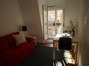 Travel and Tales Príncipe Real Apartments, Apartmanok  Lisszabon - big - 23